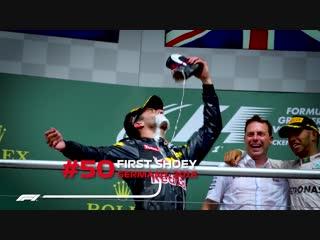 Daniel Ricciardos Red Bull Journey
