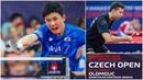 HARIMOTO Tomokazu - SAMSONOV Vladimir @ Czech Open 24/08/2018 (private video HD)