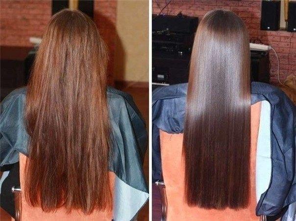 Маска для волос сумасшедший рост