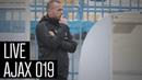 LIVE Ajax O19 - NAC Breda O19