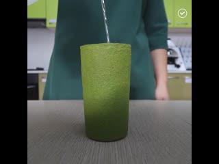 Съедобный стакан