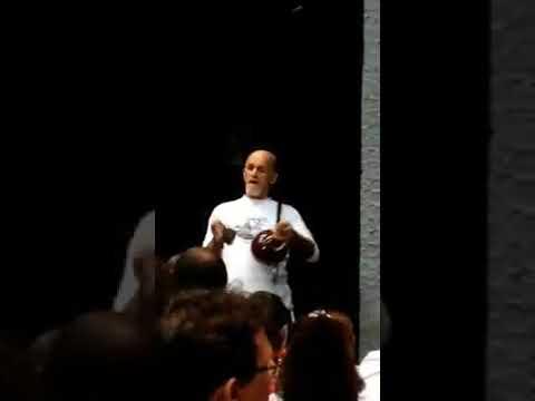 Abadá - Capoeira 2018 - Mestre camisa fala sobre capoeira no encontro de Culturas em Cataguases