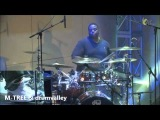 Aaron Spears &amp SangYoul Park KORE DRUM SHOW 2013 -aaron spers part 5.