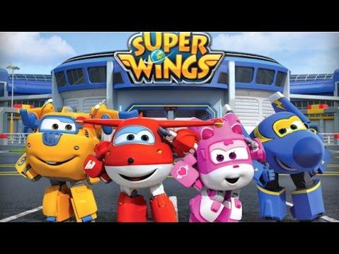 Супер крылья Накорми друзей 3 серия ◄ Игры для детей / Super wings Feed Friends 3 seriya