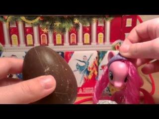 Новые Пони #Ужас-пустое яйцо Пони