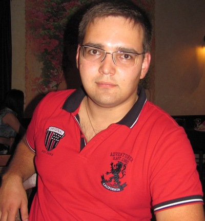 Дмитрий Рудаков, 1 августа 1987, Тамбов, id8892860