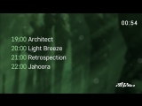 Architect and Light Breeze Retrospection and Jahoora - Live @ Integration Resense (26.09.2017)