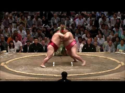 Sumo -Natsu Basho 2018 Day 4, May 16th -大相撲夏場所2018年 4日目