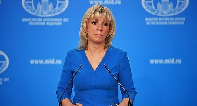 Пропагандистка Кремля Захарова назвала окончание войны на Донбассе «несбыточной мечтой»