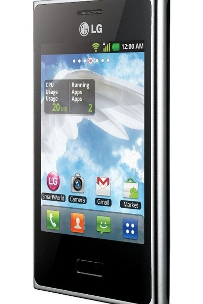 Прошивка LG L3 E400