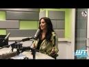 Demi Lovato on Weekend Throwdown in Brooklyn radiostation NY рус суб