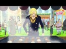 One Piece Sanji: Psy - Gentlemen