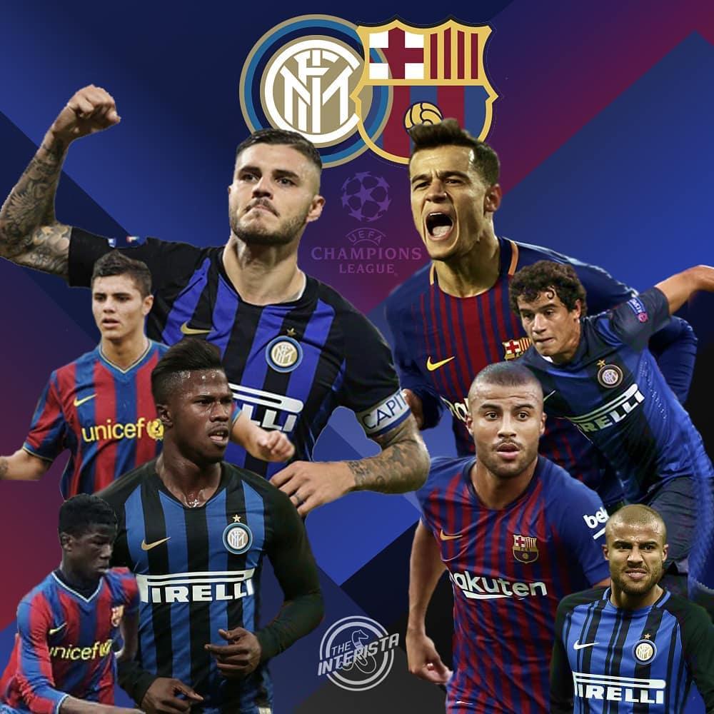 Сможет ли Барселона обыграть Интер На что делать ставки на Лигу Чемпионов 24 Октября 2018