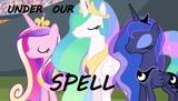 PMV Equestria Girls Rainbow Rocks - Under Our Spell Pony Version
