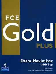 Gold Plus Exam Maximiser Key)