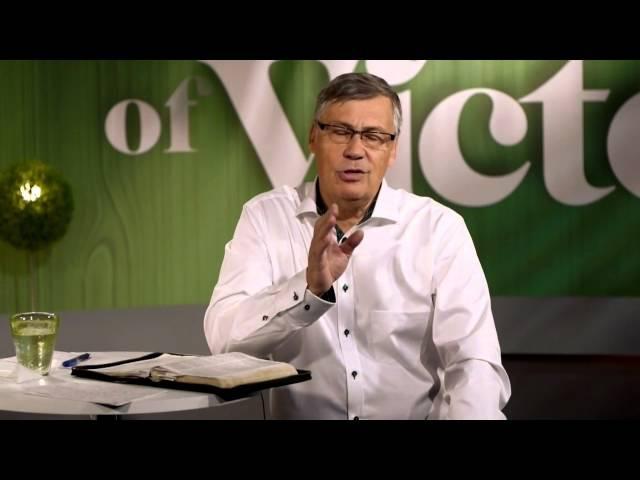 Ульф Экман о Духе Святом 05 Отношения между Иисусом и Святым Духом