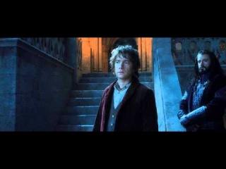 Хоббит: Нежданное Путешествие. Режиссерская Версия: Разговор Гэндельфа с Элрондом