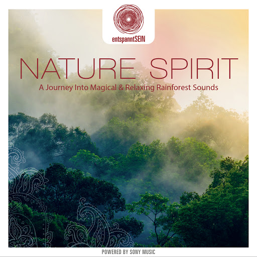 Jens Buchert альбом entspanntSEIN - Nature Spirit (A Journey Into Magical & Relaxing Rainforest Sounds)
