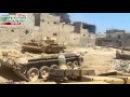 Россия VS ИГИЛ Война в Сирии Танки Syria War Tanks Attack WEB CAM
