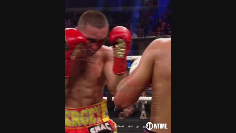 Showtimeboxing Relive the GarciaLipinets battle TONIGHT 10PM on Sho Extreme.