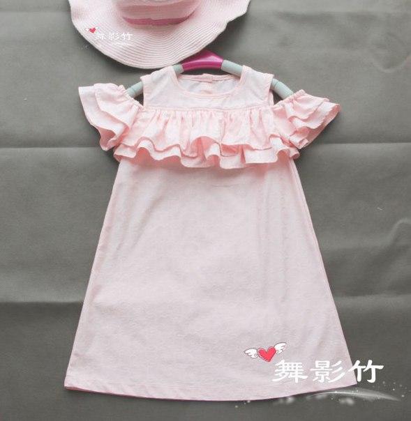 Шьем платье для девочки (2 фото)
