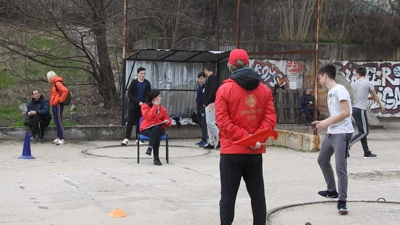 Метание Альберт 62.5 метров лучший результат соревнований