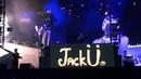 Jack Ü Kiesza - Take Ü there Febreze LIVE - FEQ 2015/07/09