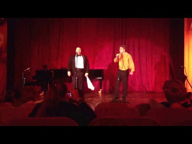(Максим Мальцев и Дмитрий Мальцев) Bryan Adams Luciano Pavarotti - 'O Sole Mio