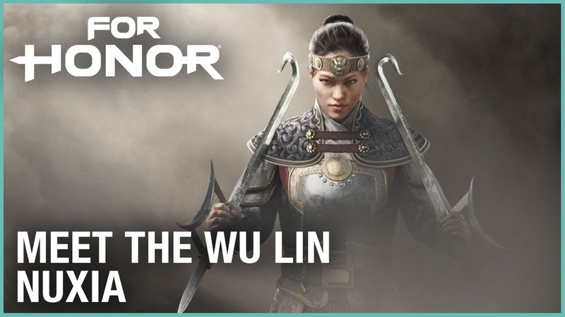 For Honor: Marching Fire - Meet the Wu Lin: Nuxia | Livestream | Ubisoft [NA]