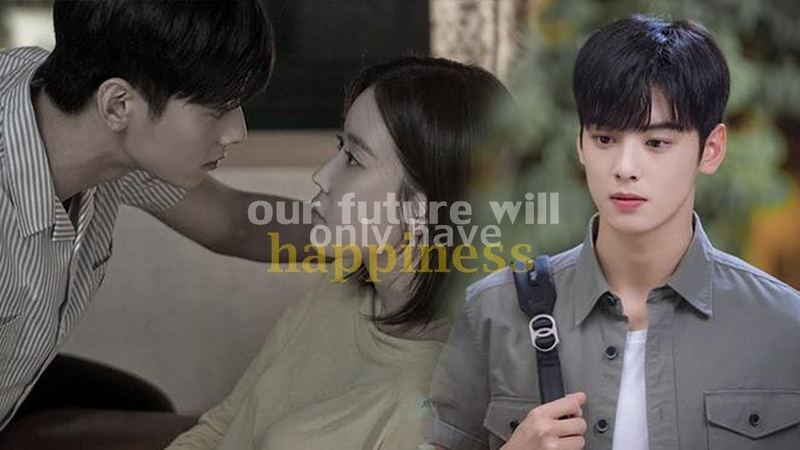 Kyung seok mi rae ● our future will only have happiness