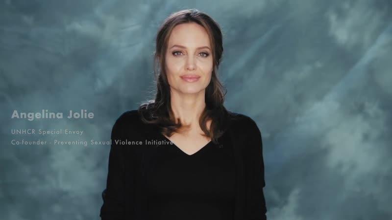 Angelina Jolie - UNHCR Special Envoy