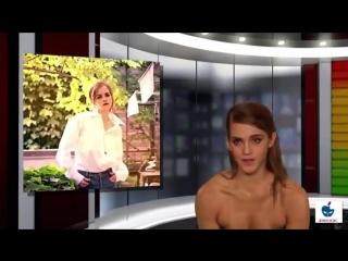 113- Видео Голая Эмма Уотсон (Гермиона) ... новости (360p)