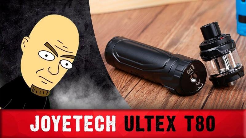 Joyetech ULTEX T80 - Лучший Трубомод на 18650