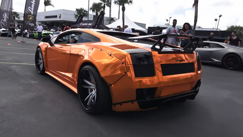 Liberty Walk Lamborghini Gallardo by ACI Dynamix