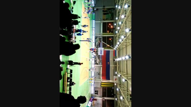 Волейбол - Череповец Северянки vs Спарта НН