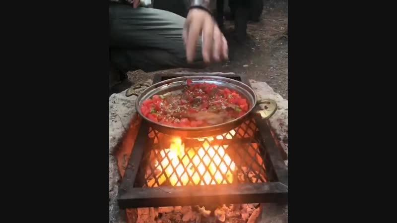 Полное приготовление это шикарного блюда)
