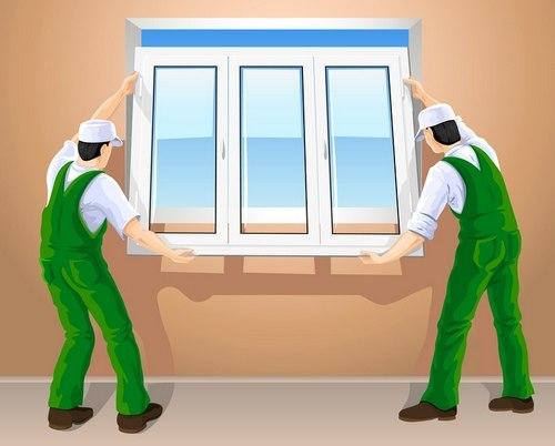 """Специалисты ООО  """"Графф """" выполнят профессиональный монтаж пластиковых окон и проведут работы по остеклению балконов в..."""