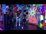 Алексей Воробьев поёт песню Розовое Вино _ шоу Вечерний Лайк