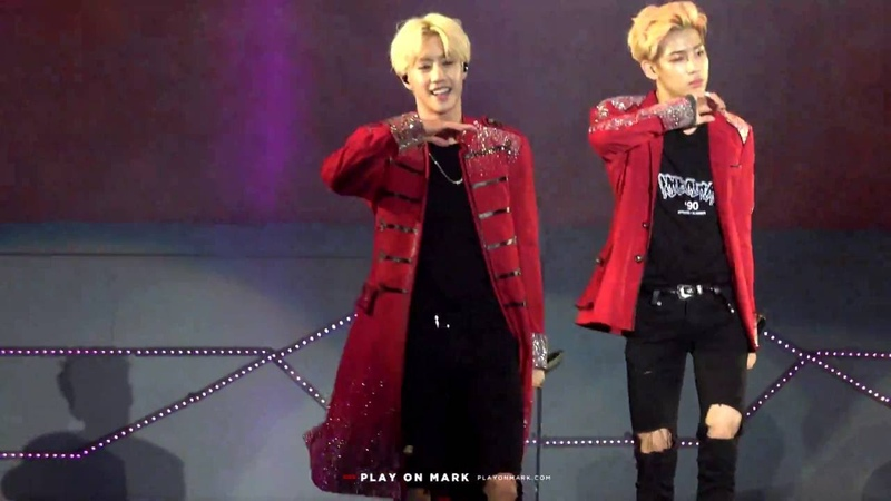 160618 Fly in Guangzhou - Back To Me (MARK focus)