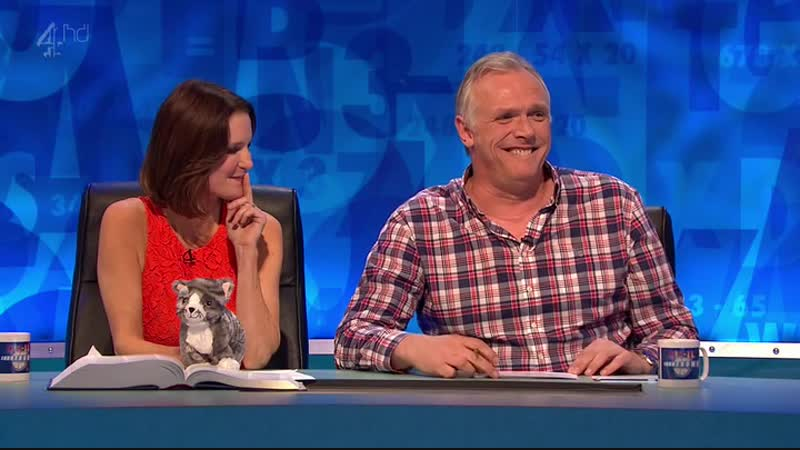 8 out of 10 Cats does Countdown S07E04 (29.05.2015)