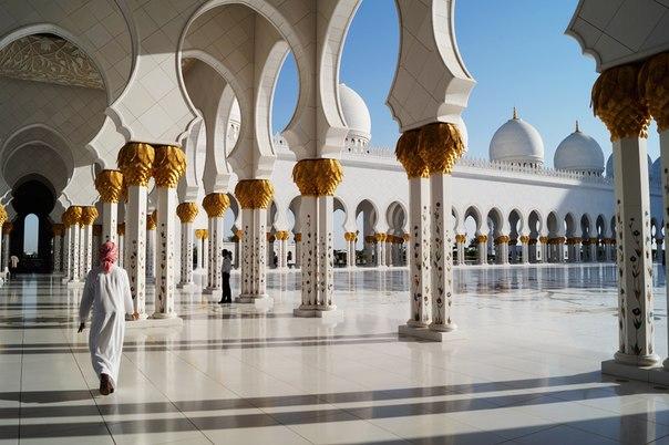Мечеть Заеда