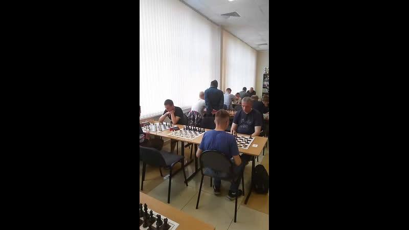 🏆 7 турнир по быстрым шахматам, памяти А. Федорова. 5 тур
