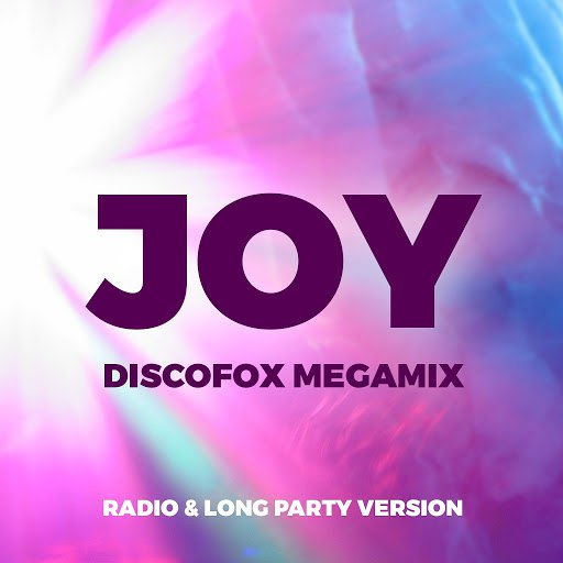 Joy альбом Discofox Megamix (Radio & Long Party Version)