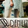 DENILIZ бренд (французская косынка, одежда)