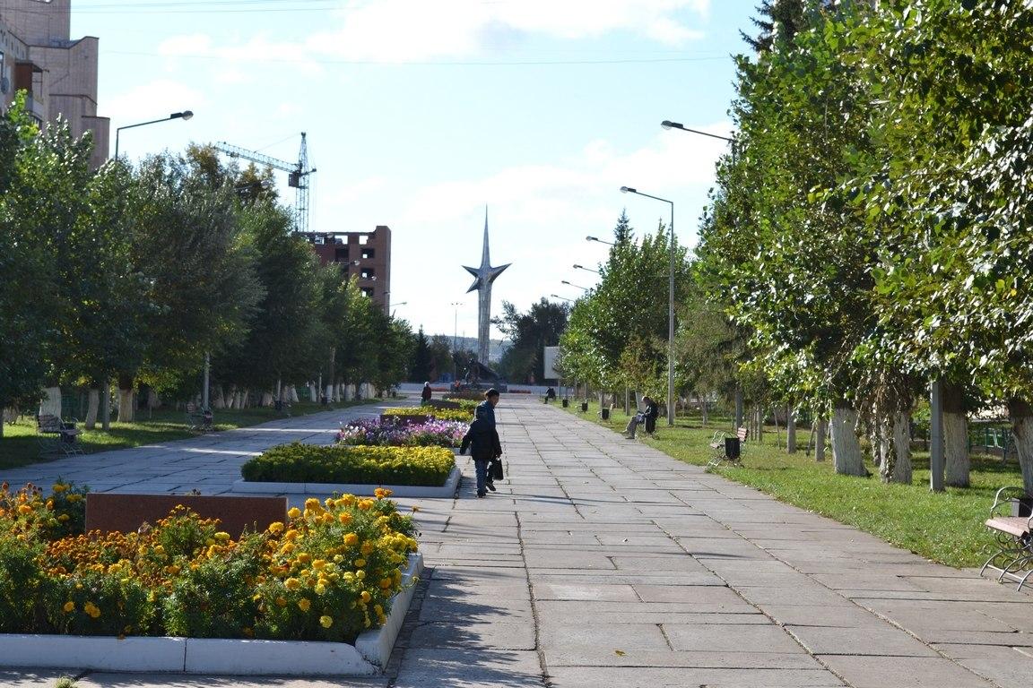 фото кокшетау город
