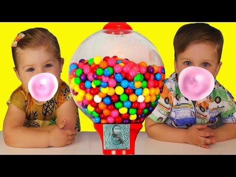 ★ 30 ЖВАЧЕК И КОНФЕТ Мечта Ребенка! Бокс с Вкуснятиной! 30 Gummy Candy Chuppa Chups Lollipops sweets