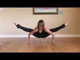 Kat Womer - Tittibhasana [ firefly pose ] | Soul-TV.com