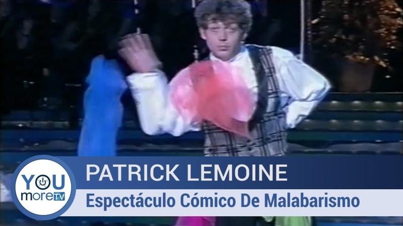 Patrick Lemoine - Espectáculo cómico de malabarismo
