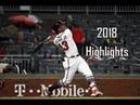 Ronald Acuña Jr. - 2018 Rookie Highlights   Atlanta Braves