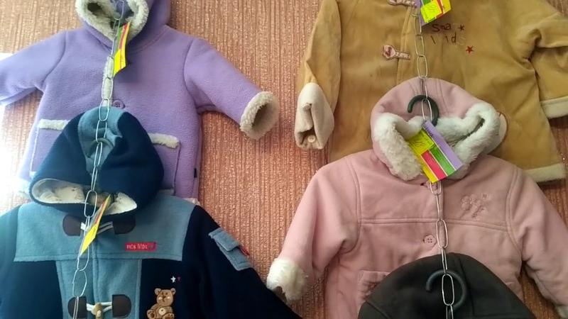 Магазин Шара-mix, дитячий одяг (3)